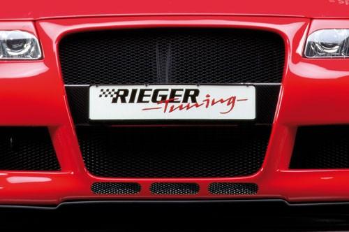 Rieger Tuning spojlery, nárazníky, prahy, křídlo