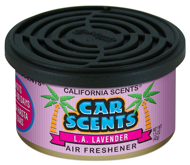 Levandule z Los Angeles - americká vůně do auta Car Scents