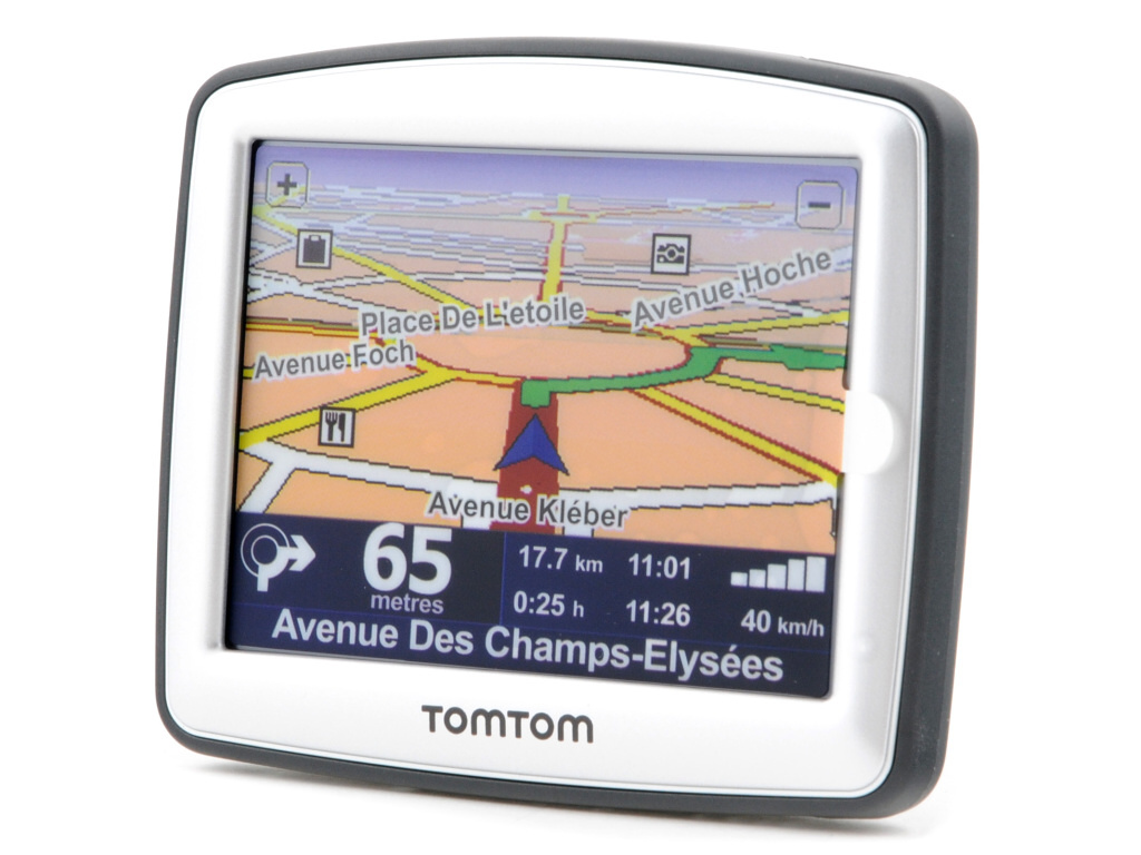 TomTom ONE IQ Routes™ Europe